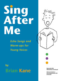 Jazz Path, Sing After Me - Echo Songs and Warm-Ups for Young Voices