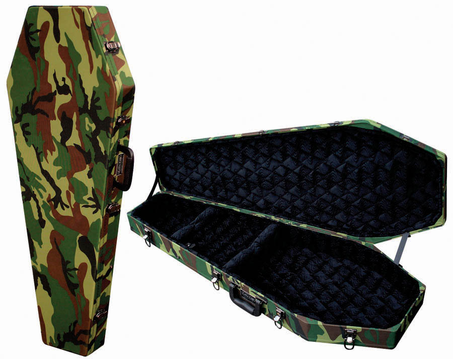 2a95340f9c Coffin Cases - Retail Up! Music demo