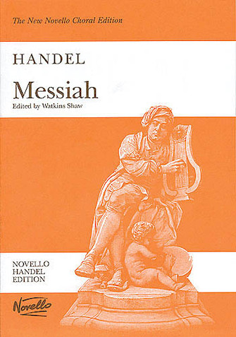 Picture of Messiah - Vocal Score