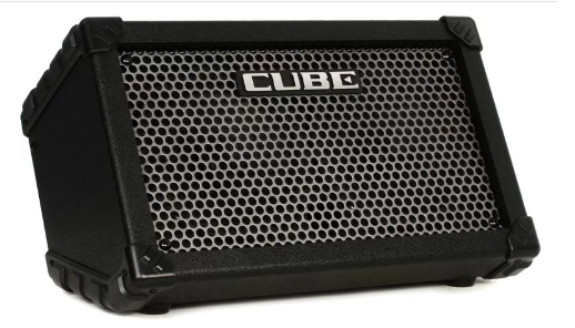 Roland., Roland Cube Street EX Battery-Powered Stereo Amplifier