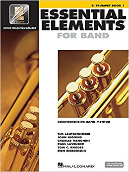 Hal Leonard, ESSENTIAL ELEMENTS BOOK - TRUMPET