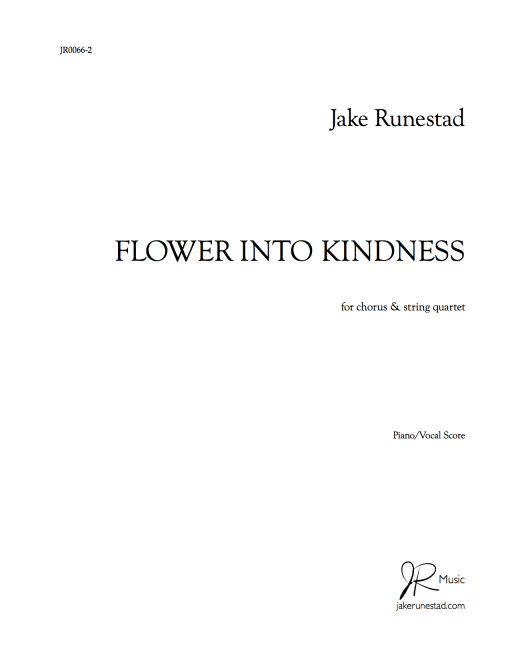 Picture of Flower Into Kindness