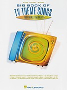Picture of Big Book of TV Theme Songs - P/V/G