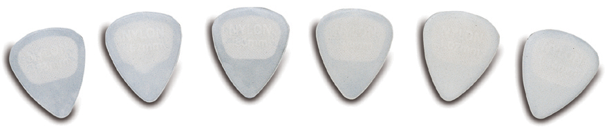 Jim Dunlop 445P20 Dun Big Stub Plys2.0Mm//6Pk