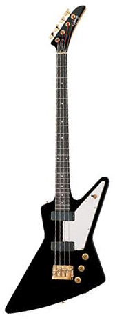 Epiphone Explorer Bass One Of The Coolest Body Styles All Time And It Comes Armed Ready To Rock With