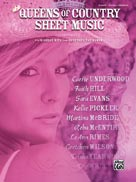 Picture of The Queens of Country Sheet Music [Piano/Vocal/Chords]