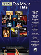 Picture of 10 for 10 Sheet Music: Top Movie Hits [Piano/Vocal/Chords]
